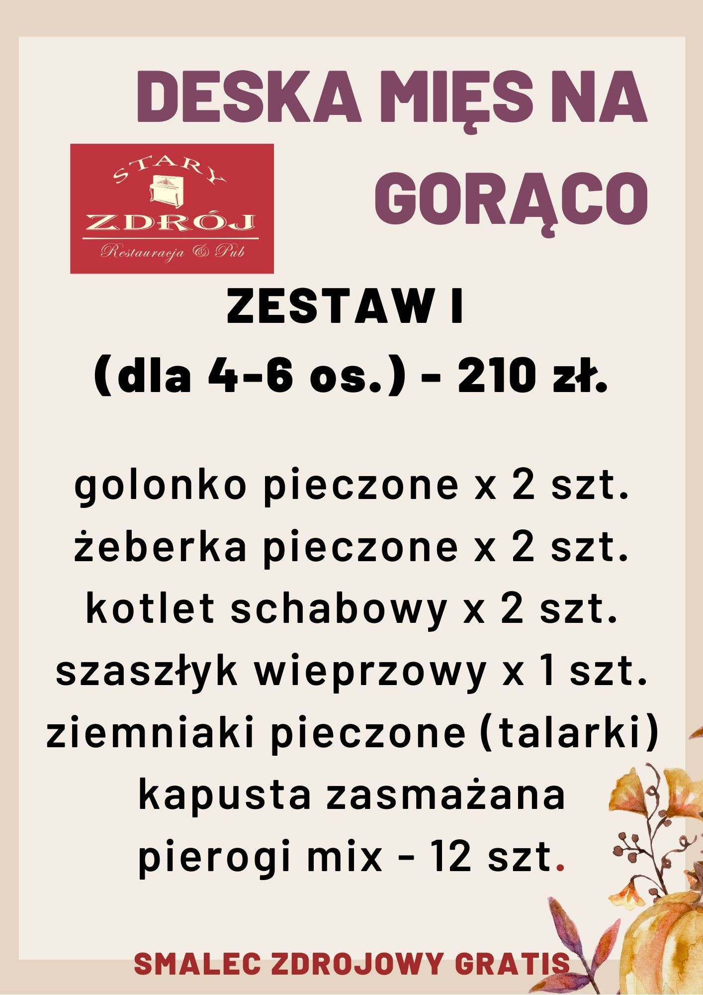 ZESTAW I